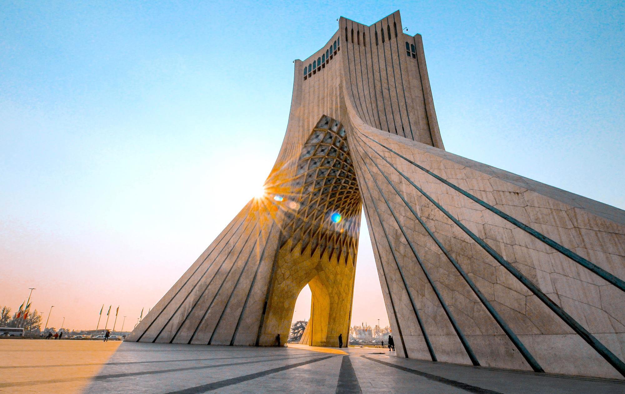 テヘランの観光