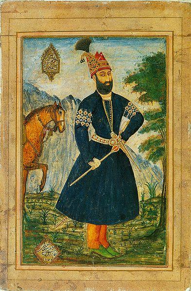 イランの歴史_ナーディル・シャー