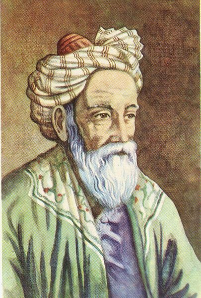 イランの歴史_ウマルハイヤーム