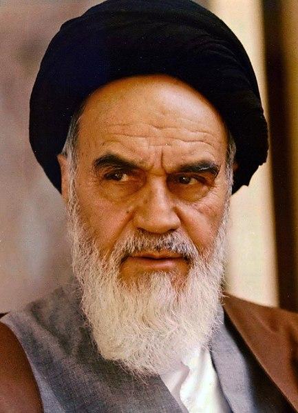 イランの歴史_ホメイニー