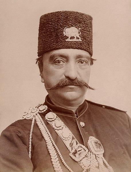 イランの歴史_ナーセロッディーン・シャー