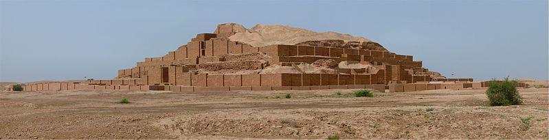 イランの歴史_チョガー・ザンビール