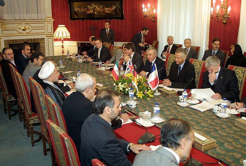 イランの歴史_核開発問題