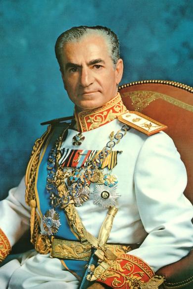 イランの歴史_モハンマド・レザー