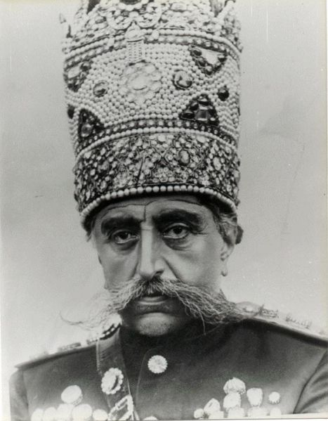 イランの歴史_モザッファロッディーン・シャー