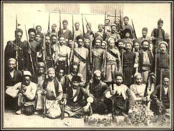 イランの歴史_イラン立憲革命