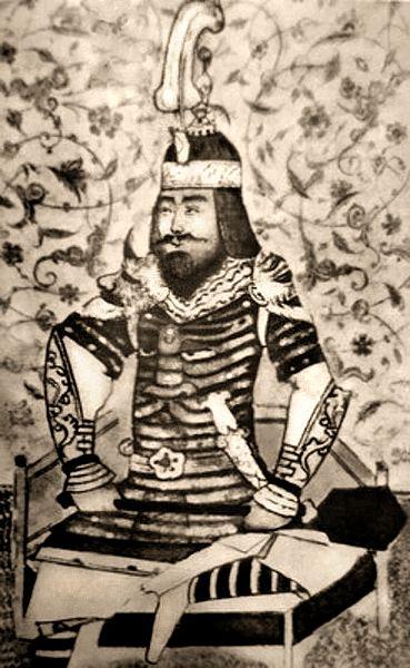 イランの歴史_ティムール