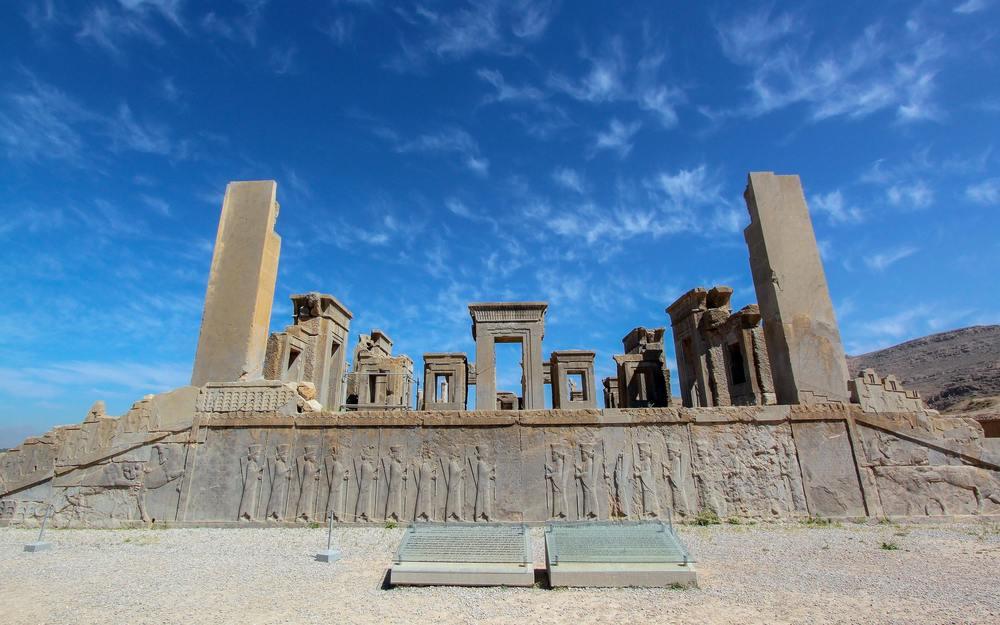 イランの世界遺産